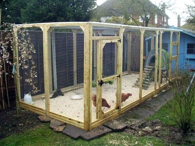 Best Easy DIY Chicken Coop Plans You Can Build is part of Diy chicken coop plans, Chicken coop large, Chicken coop, Walk in chicken coop, Chicken coop run, Diy chicken coop - DIY comfortable chicken coop plans, made by cheaply materials and also free  It's easy to build by yourself, draft free, beautiful, and lowbudget needed