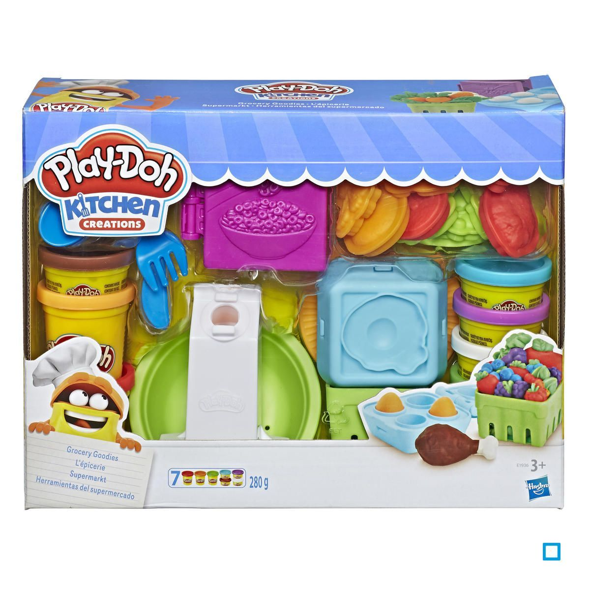 Play Doh le grille pain   Maxi Toys
