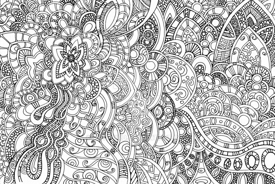 Any One Fancy A Bit Of Colouring Fine Pen On Cartridge Paper