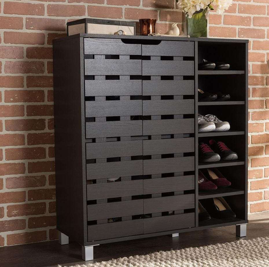 pin on modern home decor to buy on shoe rack wooden with door id=45203