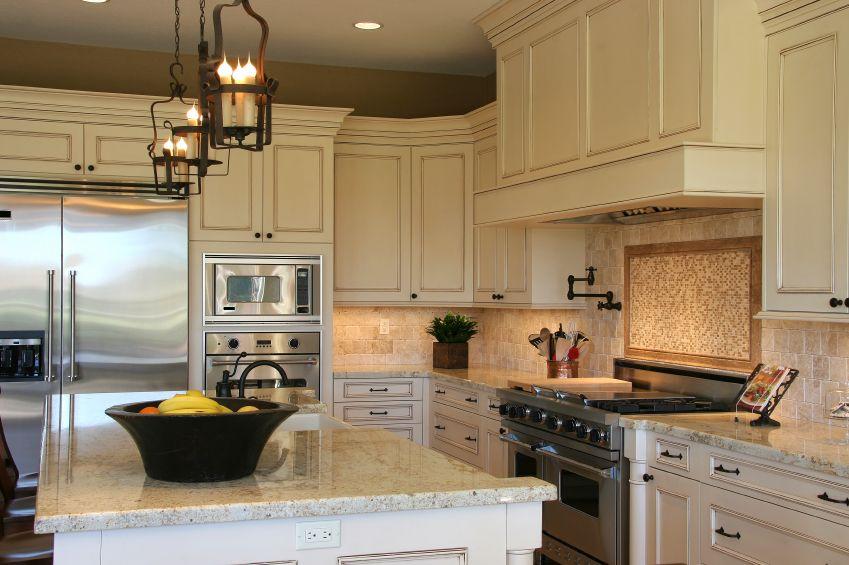 Kitchen Backsplash Neutral 40 striking tile kitchen backsplash ideas & pictures | warm color