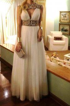 de cair pra trás vestidos de festa tarik ediz | Vestidos
