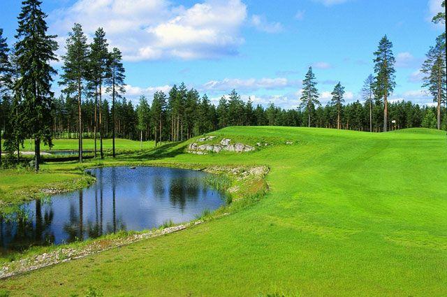 Vierumäki Golf, Cooke Course, Vierumäki,  Finland