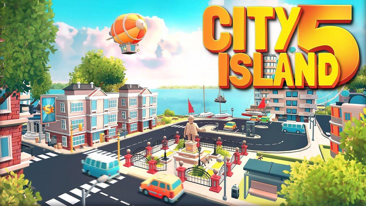 City Island 5 Tycoon Building Simulation Offline Pakistani Gamer