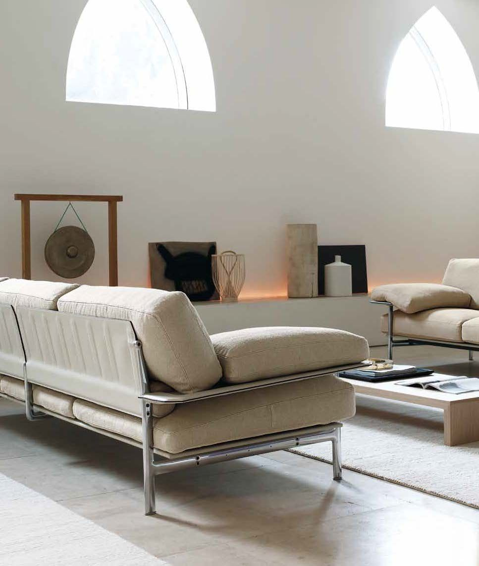 Diesis B B Italia Antonio Citterio And Paolo Nava Sofa Pinterest Daybed Living Rooms And Room