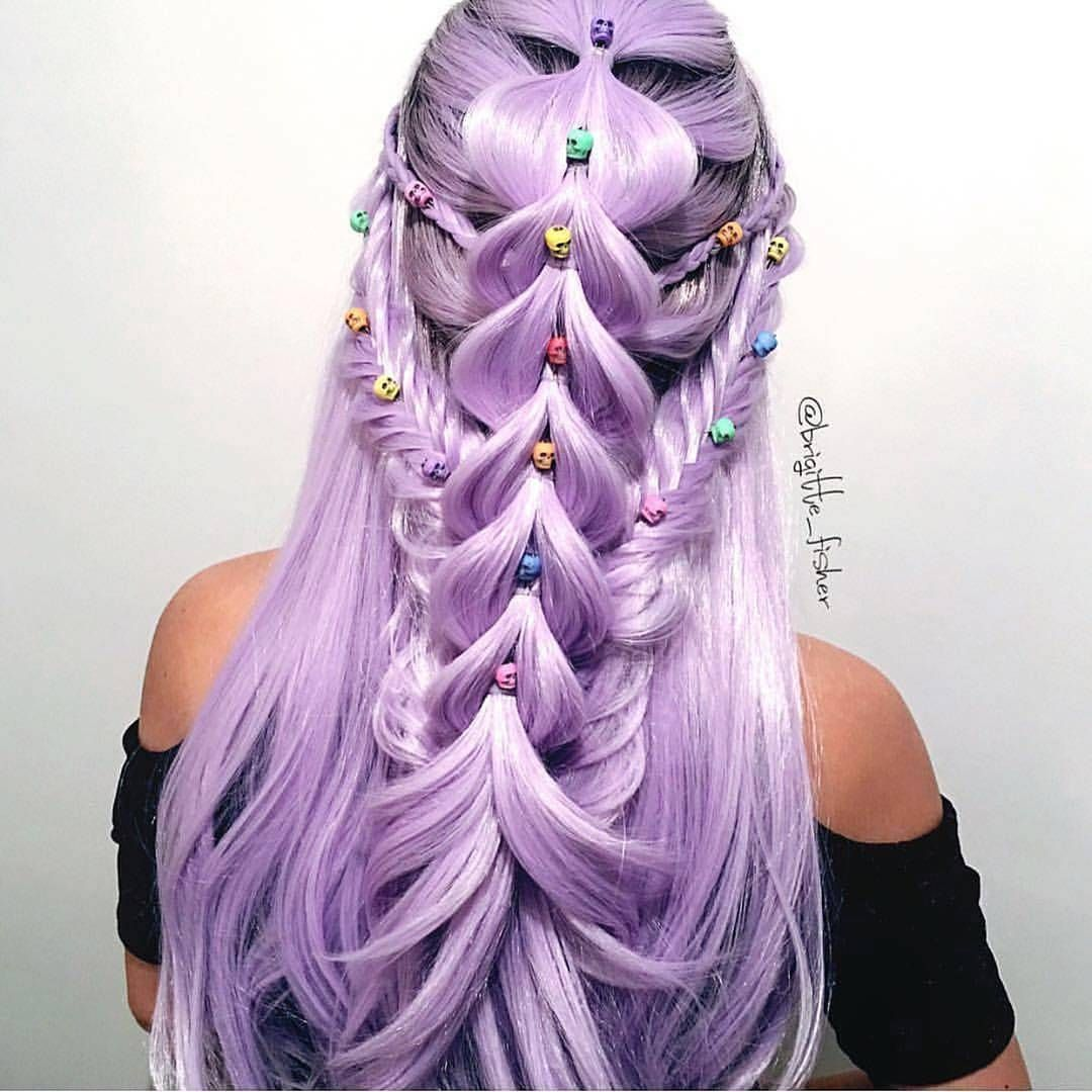 Sssygrlyu festival u rainbow hairstyles pinterest bright