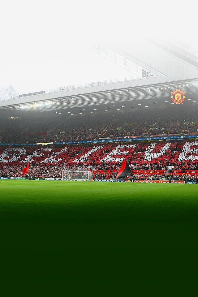 Free Ios 7 Manchester United Wallpaper Manchester United Wallpapers Iphone Manchester United