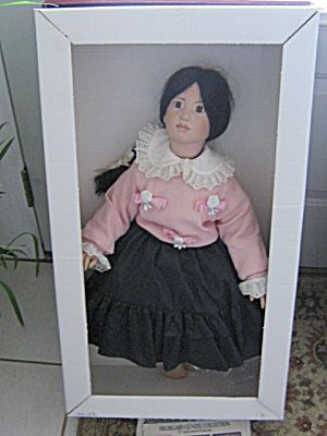 Madame Alexander Hildegard Gunzel Mai Ling Doll Original Box