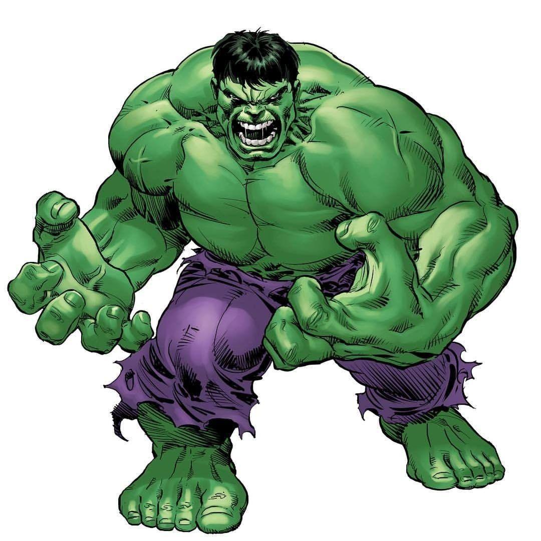 Pin De Patrick Burmester Em Comics Com Imagens Desenho Hulk