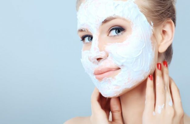 Photo of DIY lightening masks for the face