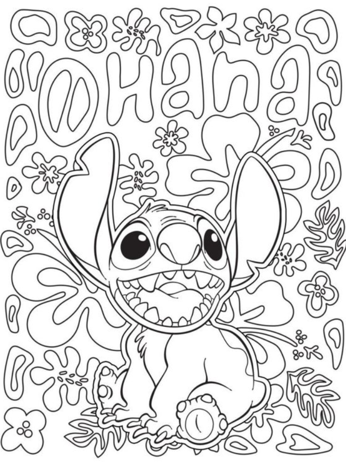 Disney Coloring Pages For Adults 8211 Coloring Fun In 2020 Stitch Coloring Pages Free Disney Coloring Pages Disney Coloring Sheets