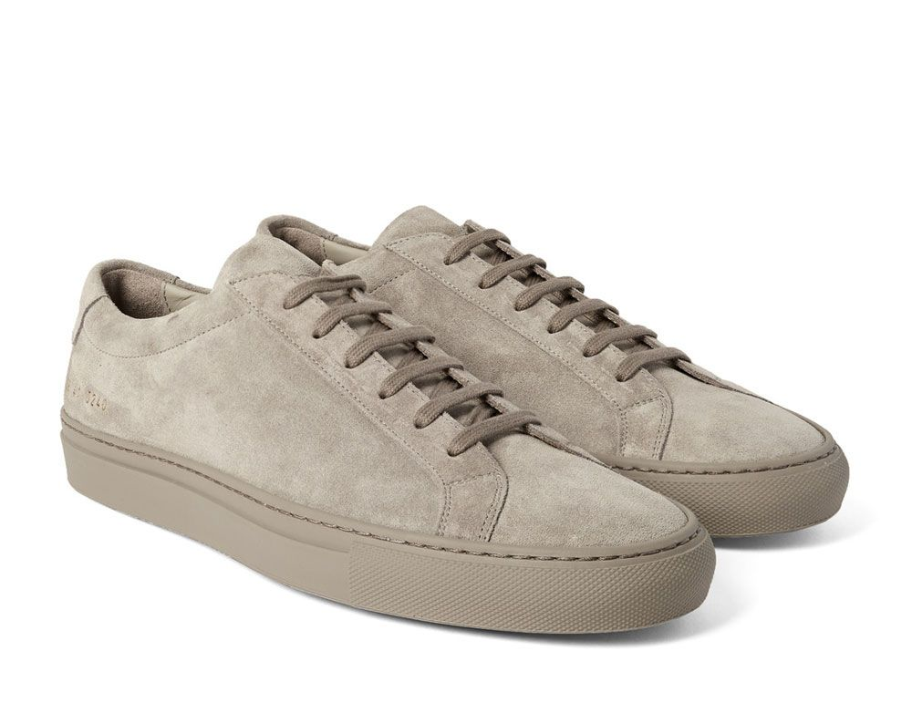 Common Projects Achilles Suède Sneaker,