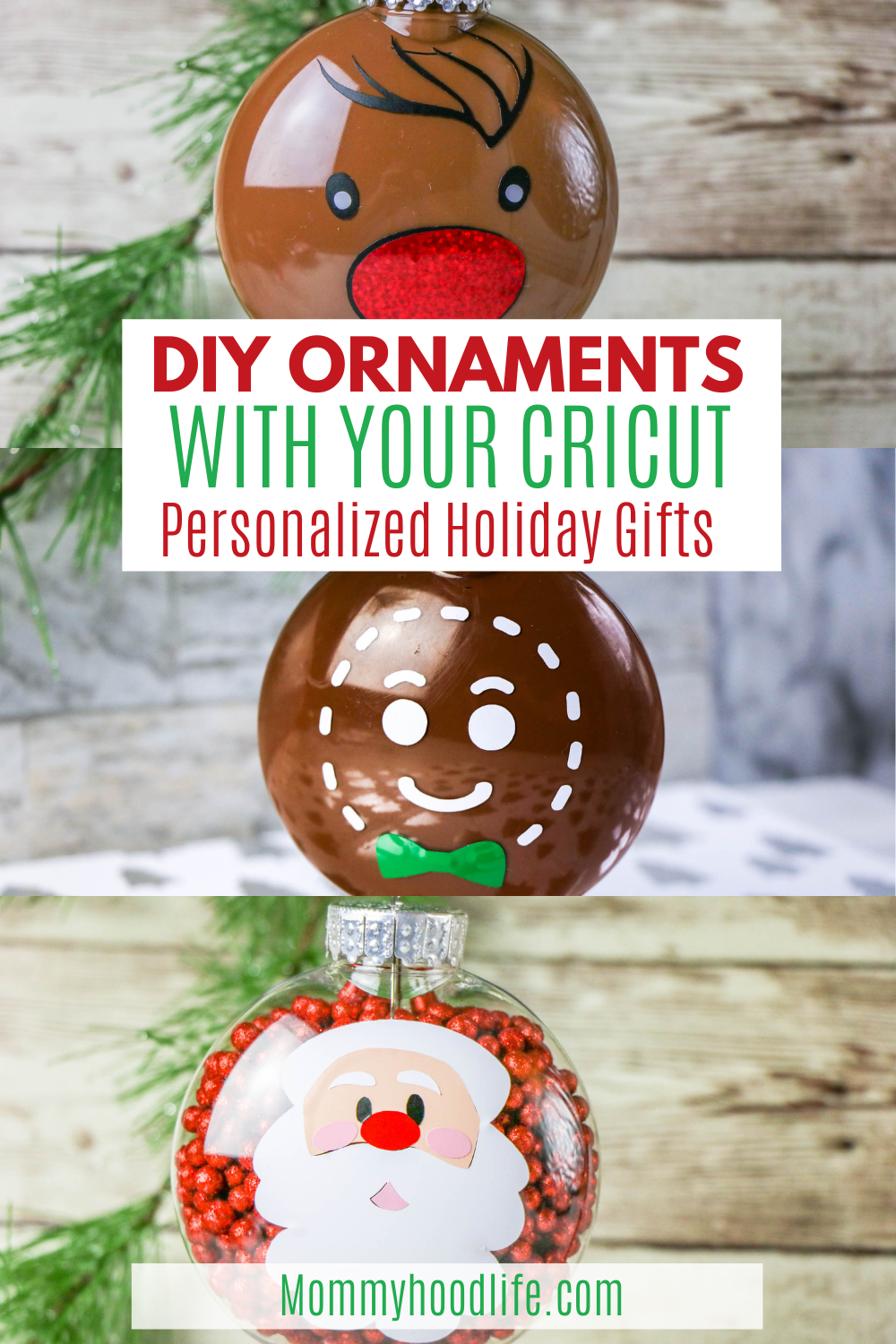 How To Create Disc Ornaments And 3 Cricut Ornaments Svg Designs Christmas Ornaments To Make Christmas Diy Kids Creative Christmas Crafts