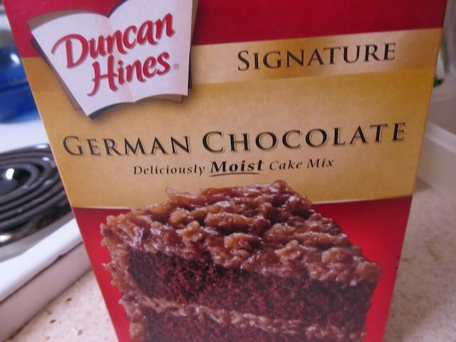 five4fivemeals - Food - Cake Mix, Candy JarCookies