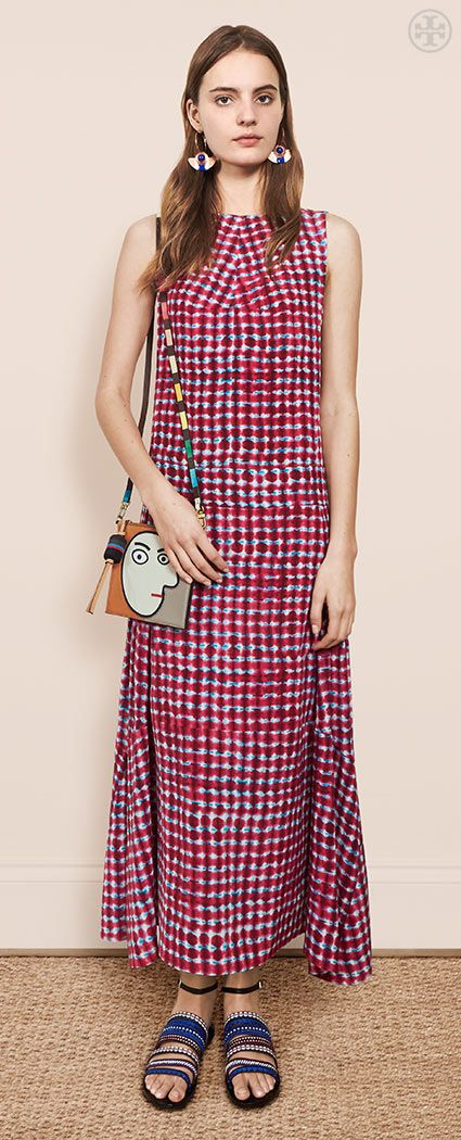 Boho Luxe: The Art of the Free Spirited Mix   Tory Burch Spring 2015 ...