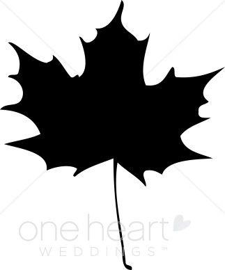 Maple Leaf Clipart Black Maple Leaf Clipart Leaf Clipart Maple Leaf