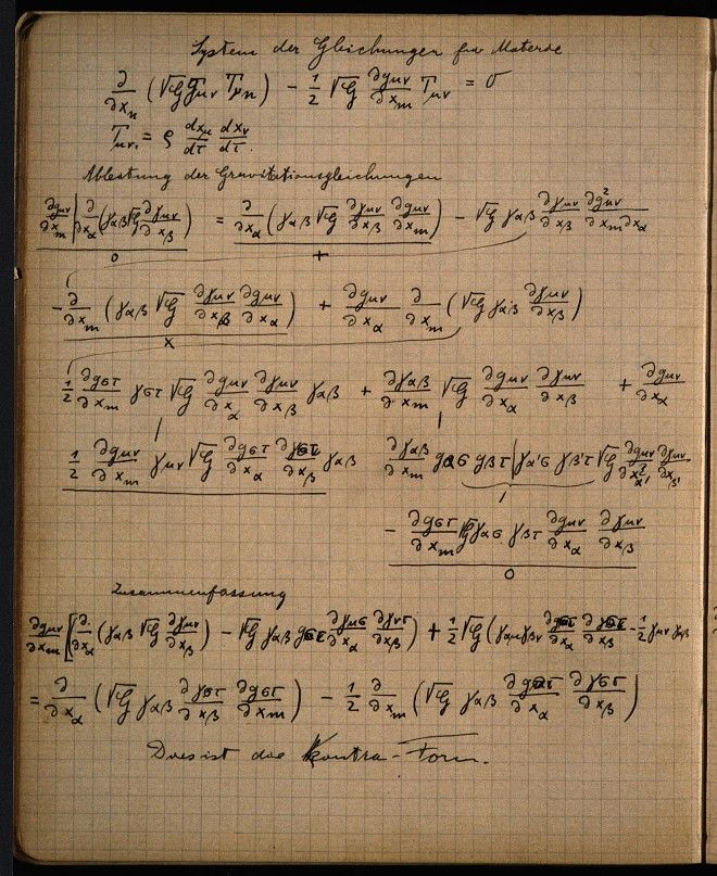 "Feezix "" pages from albert einstein s notebook i want"