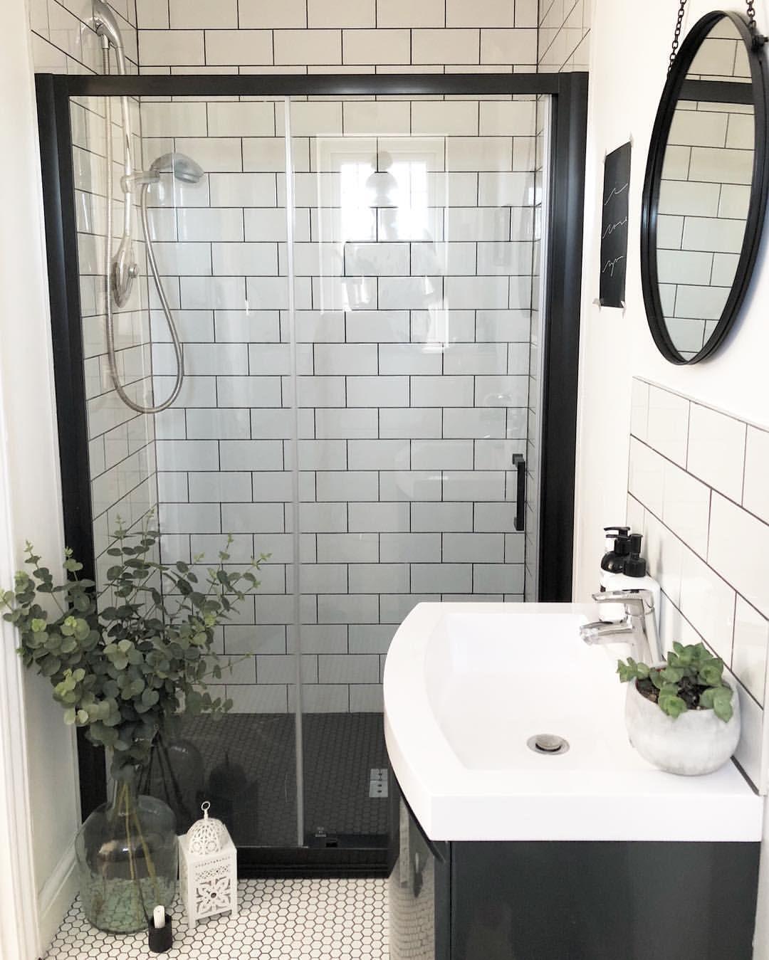 Shower Tray We Are Soak And Shower Screen Victoria Plumb Chic Bathroom Decor Modern Bathroom Design Bathroom Cabinets Designs