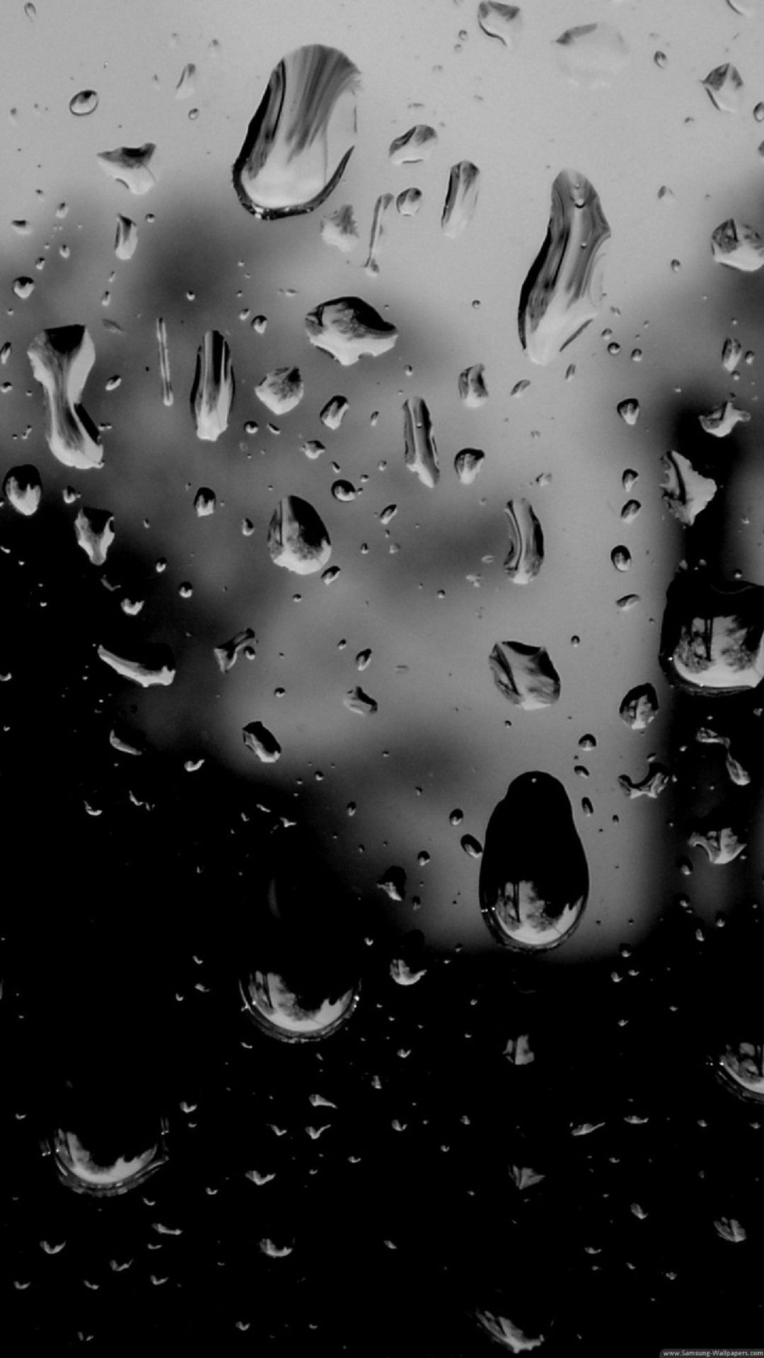White Raindrops Wallpaper Ipad mini wallpaper, Iphone