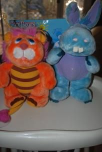 Remember Wuzzles as a kid? I know I sure do that is why I bought them years ago. I now have sons who don't want them so I am passing them on to a new owner. Both come as is. Still have original labels on from 1984. These are great collectables and...