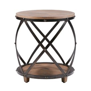 Shop For Madison Park Brooklyn Antique Bronze Bent Metal Accent Table. Get  Free Shipping At Overstock.com   Your Online Furniture Outlet Store! Getu2026