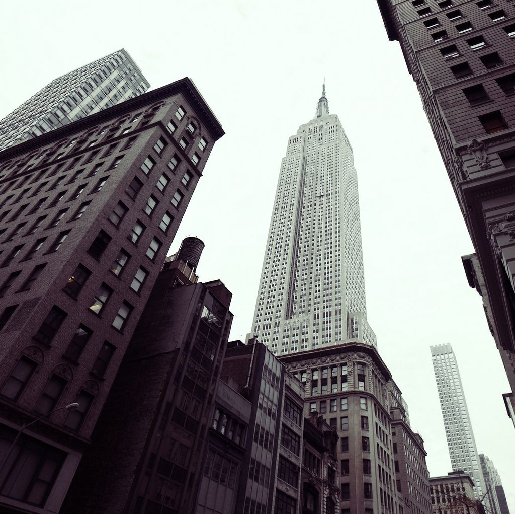 Empire State Building Concrete Jungle Empire State Building