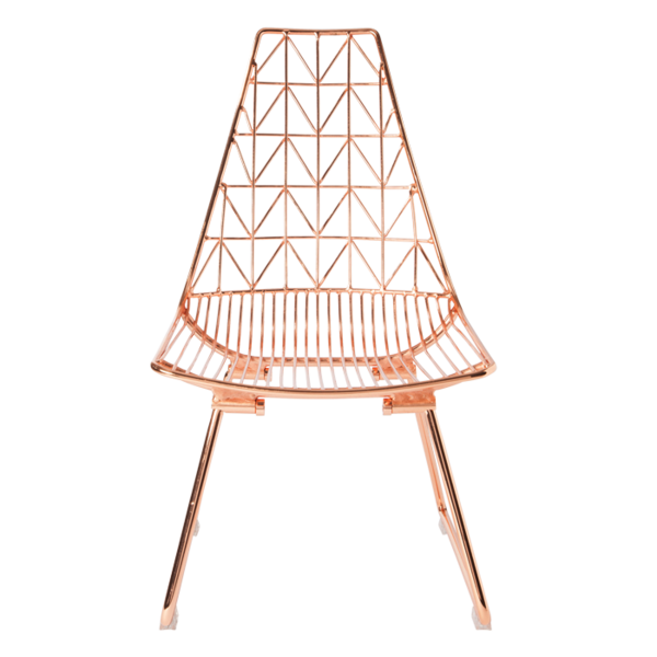 Triangle Wire Chair - WIRING CENTER •