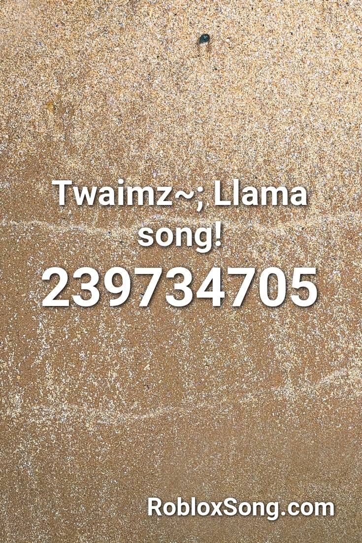 Josuke Higashikata Roblox Id Twaimz Llama Song Roblox Id Roblox Music Codes In 2020 Songs Roblox Music