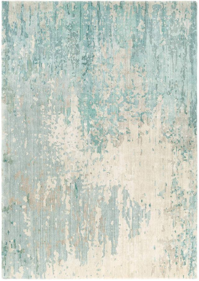 Surya Watercolor Hand Knotted Rug Modern Area Rugs Area Rugs Rugs