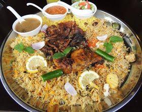 Ainaa Blog Resepi Nasi Arab Resep Masakan Arab Resep Makanan India Makanan Arab
