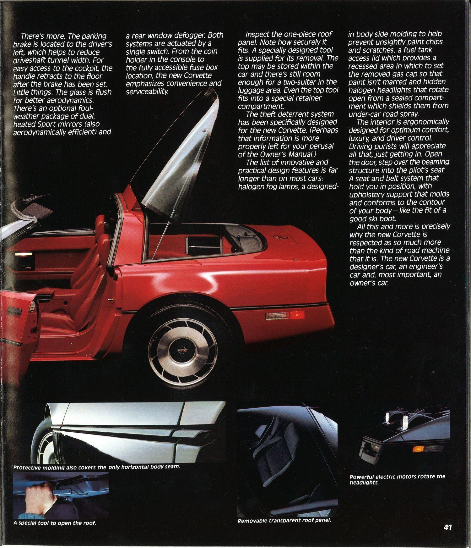 Http Assets Blog Hemmings Com Wp Content Uploads 2015 02 C25 Jpg Chevrolet Corvette Corvette Chevrolet Corvette C4