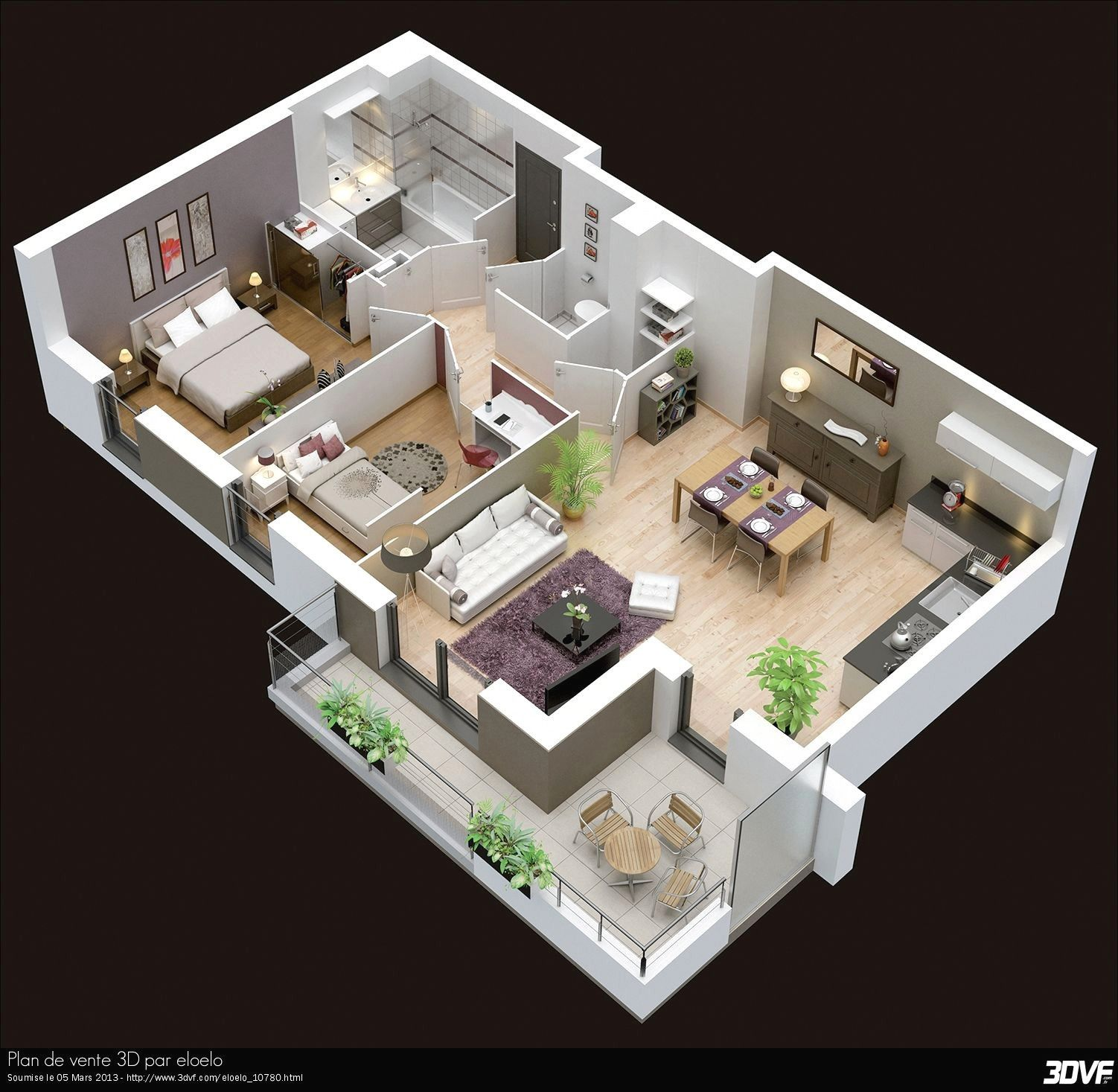 Plan De Maison 3d Beautiful Sims 4 Plan Maison Idées De Maison In 2019 Small