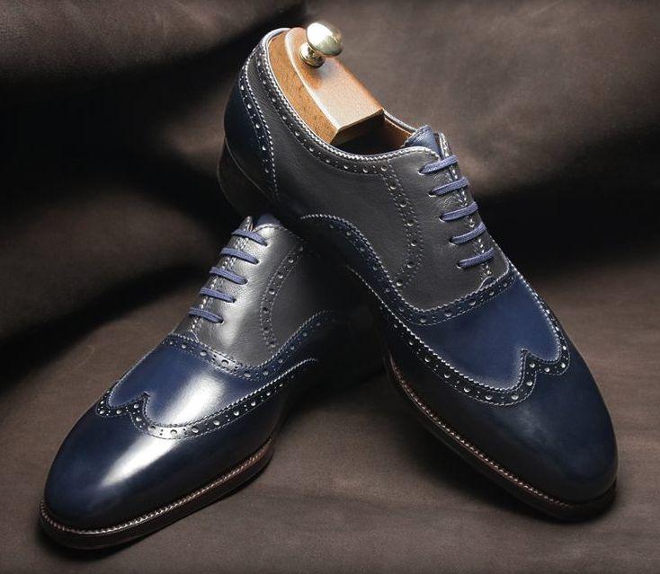 Jan Kielman Warsaw Dapper Shoes Bespoke Shoes Oxford Shoes