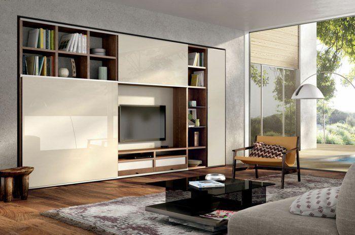 Ikea Wohnwand Besta Ein Flexibles Modulsystem Mit Stil Wohnen Hulsta Wohnzimmer Wohnwand