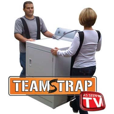 As Seen On TV Moving Straps - Furniture Lifting Straps - TeamStrap