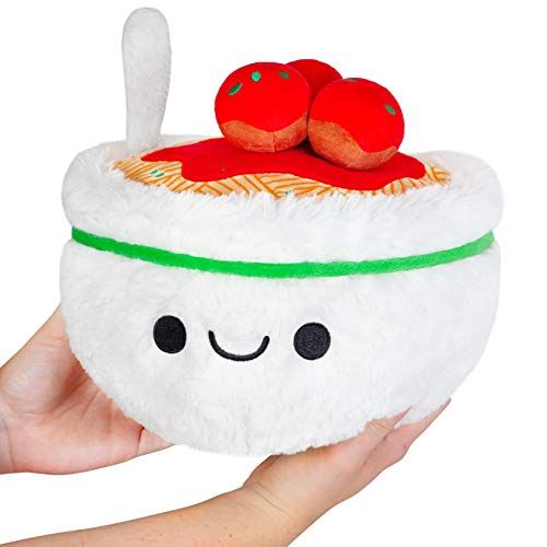 Squishable / Mini Comfort Food Spaghetti and Meatb