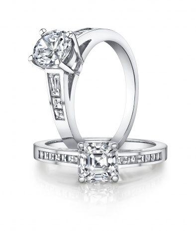 Platinum Wedding Settings Woman