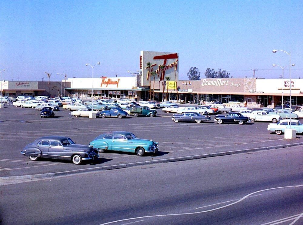 Orange County Plaza, Garden Grove, CA, 1956 in 2019