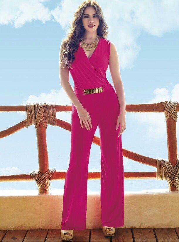 0975e11ef9 Enterizo rojo Vestidos Color Rosa