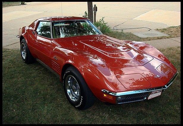 1970 Chevrolet Corvette Lt1 Coupe 350 370 Hp 4 Speed Chevrolet Corvette Corvette Chevy Corvette