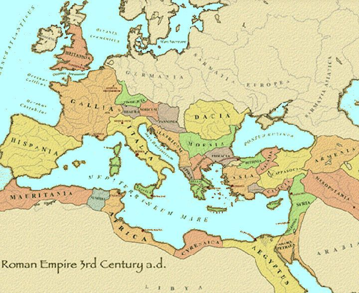 3rd century ace maps of ancient rome pinterest ancient rome 3rd century ace publicscrutiny Image collections