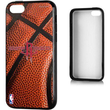 Houston Rockets Basketball Design Apple iPhone 5C Bumper Case by Keyscaper