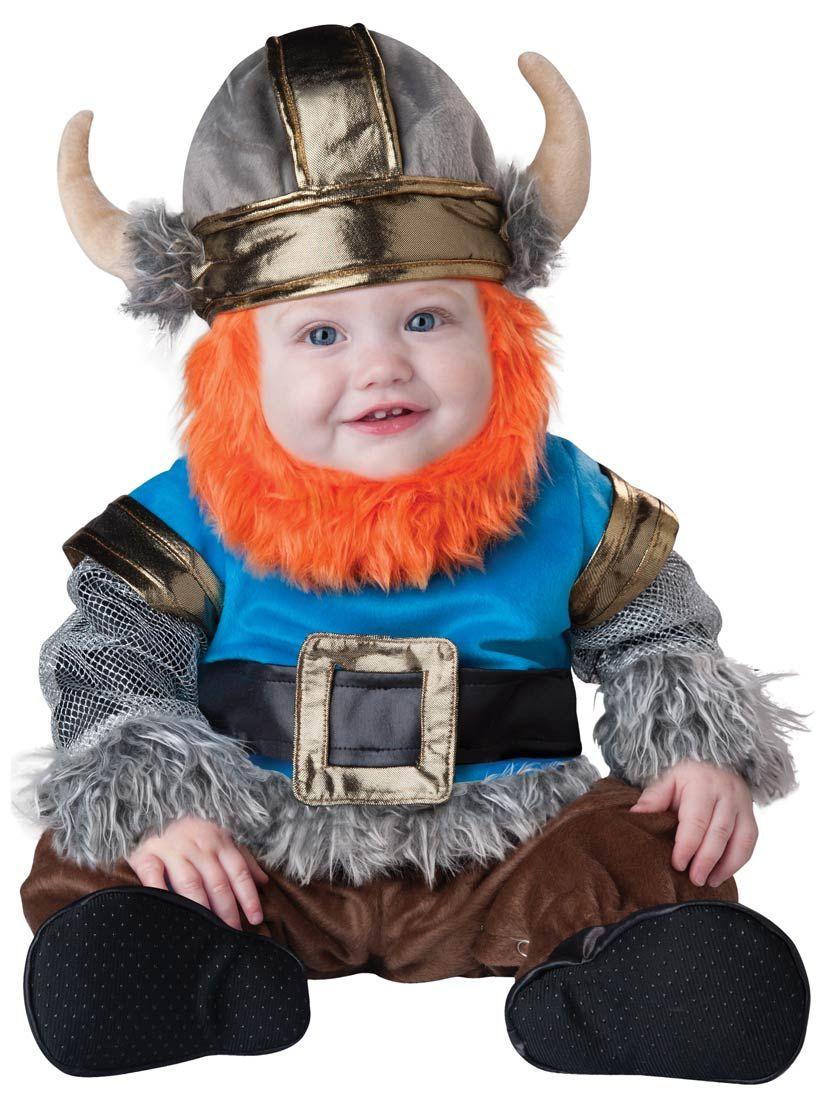 Lil Viking Baby Costume Costumecraze Com Munchkins Pinterest