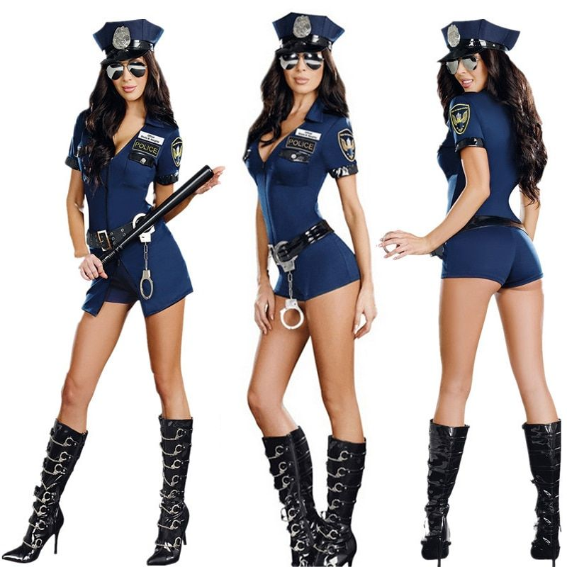 Flight Captain Women/'s Costume by RG Costumes
