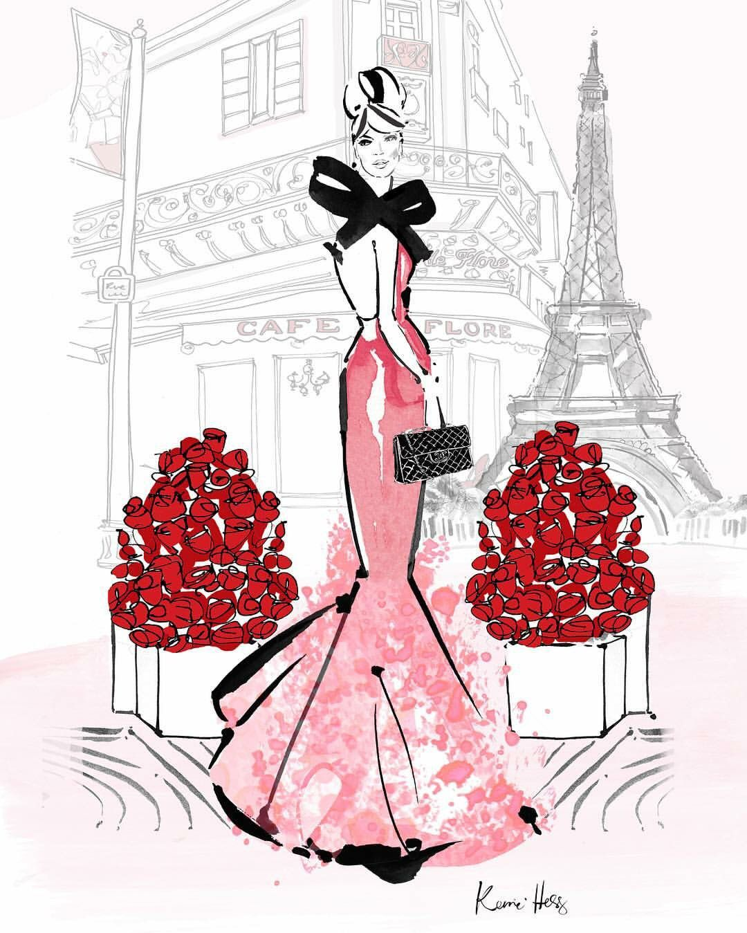 A Paris Apartment And A Paris Graphic: Pin By Akilah Smith On Megan And Kerrie Hess