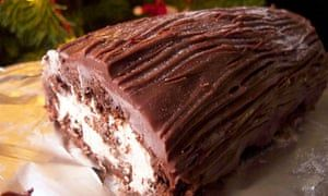 How to cook the perfect yule log