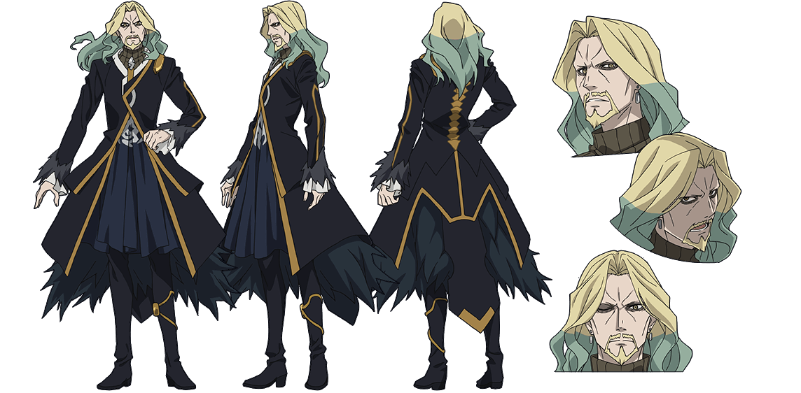 Lancer Of Black Vlad Iii Lancer Of Black Character Design Dark Fantasy Art