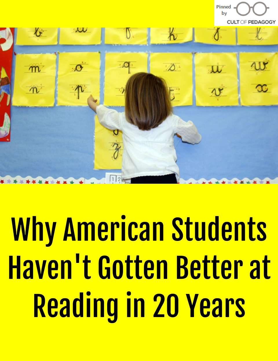 Why American Students Havent Gotten >> Why American Students Haven T Gotten Better At Reading In 20 Years