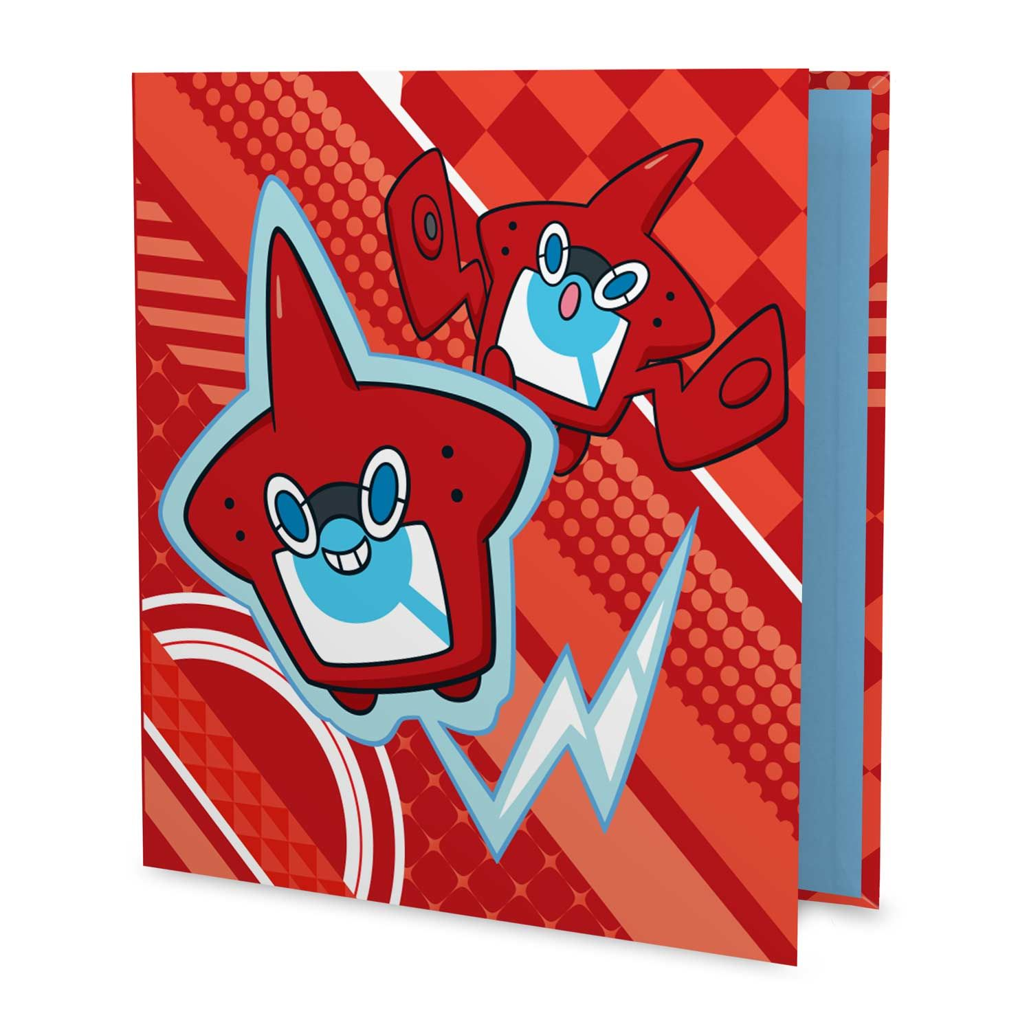 Image For Pokémon TCG: Rotom Dex D-Ring Binder