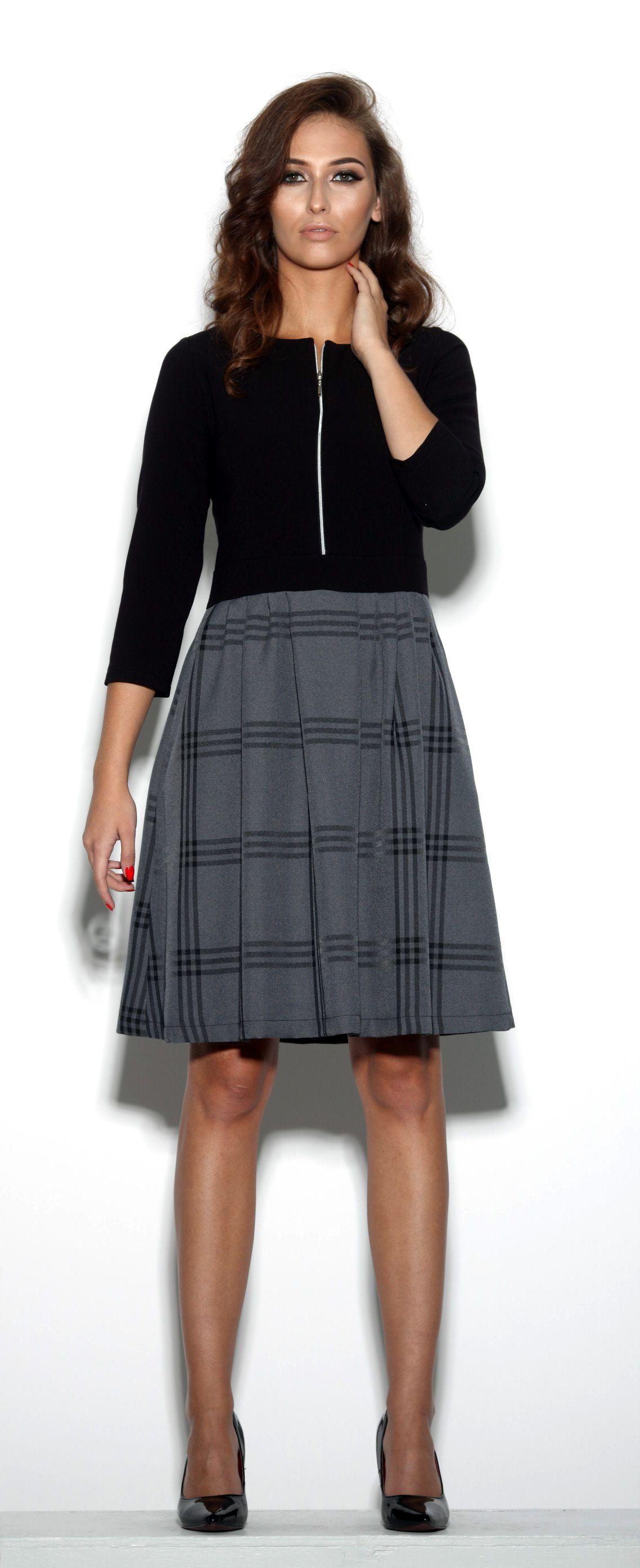 Sukienka Kratke Z Zamkiem Ciazowa Do Karmienia 42 5676563106 Oficjalne Archiwum Allegro Fashion Mini Skirts Skirts